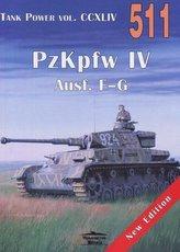 PzKpfw IV. Ausf. F-G. Tank Power vol. CCXLIV 511