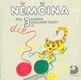Němčina pro 3.ročník základní školy - CD