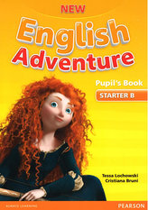 New English Adventure Starter B Pupil´s book