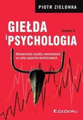 Giełda i psychologia. Behawioralne aspekty... w.6