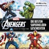 Marvel The Avengers - Die besten Superhelden-Geschichten