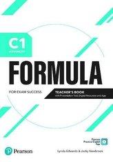 Formula C1 Advanced Teacher´s Book with Presentation Tool