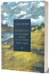 Przekłady z poetów języka angielskiego - 1500-1950