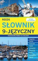 Słownik 9-języczny. Nieoceniona pomoc dla żeglarzy