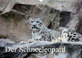 Der Schneeleopard (Wandkalender 2021 DIN A3 quer)