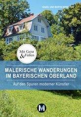 Malerische Wanderungen im Bayerischen Oberland