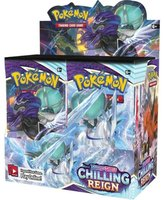 Pokémon TCG: Sword and Shield 06 Chilling Reign - Booster