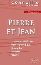 Fiche de lecture Pierre et Jean de Maupassant (Analyse littéraire de référence et résumé complet)