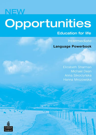 New opportunities, education for life. Intermediate - Náhled učebnice