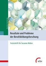 Resultate und Probleme der Berufsbildungsforschung