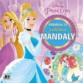 Pohádkové mandaly Disney Princezny