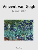 Vincent van Gogh Kunstkarten-Einsteckkalender 2022