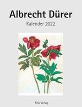 Albrecht Dürer 2022. Kunstkarten-Einsteckkalender