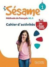 Sesame 1 ćwiczenia + online /PACK/