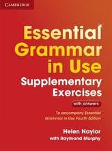 Essential Grammar in Use Supp.Exercises 3E with answers