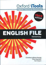 English File Third Edition Elementary iTools DVD-ROM