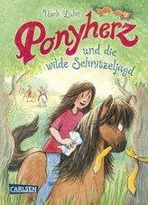 Ponyherz 17: Ponyherz und die wilde Schnitzeljagd