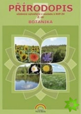 Přírodopis 7, 2.díl - Botanika (učebnice)