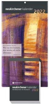 Neukirchener Kalender 2022. Abreißkalender