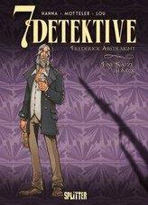 7 Detektive: Frederick Abstraight - Eine Katze im Sack