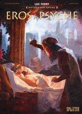 Mythen der Antike: Eros & Psyche (Graphic Novel)