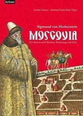 Moscovia - Sigmund von Herberstein