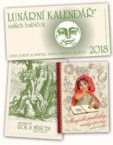 Kalendář 2018 - Lunární + Magické praktiky + Jedenáctý rok s Měsícem