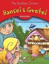 Hansel and Gretel. Stage 2 + kod