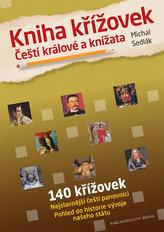 Kniha křížovek - Čeští králové a knížata