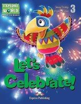 Let\'s Celebrate. Reader Level 3 + DigiBook