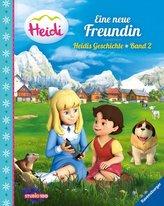 Heidi: Eine neue Freundin - Heidis Geschichte Band 2