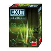Tajná laboratoř - Exit - Úniková hra