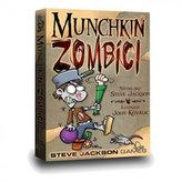 Munchkin/Zombíci - Karetní hra