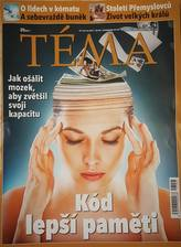 Časopis Téma - vzorové číslo