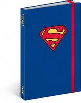 Diář 2018 - Superman, týdenní, 10,5 x 15,8 cm