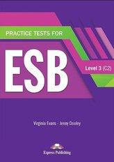 Practice Tests for ESB 3 SB C2 + DigiBook