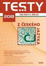 Testy 2018 z českého jazyka pro žáky 9. tříd ZŠ