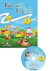 Fun with English 1 PB+Multi-ROM EXPRESS PUBLISHING