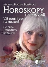 Horoskopy na rok 2018 - Váš osobní deník na rok 2018
