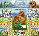 Super sticker set 500 ks Hodný dinosaurus