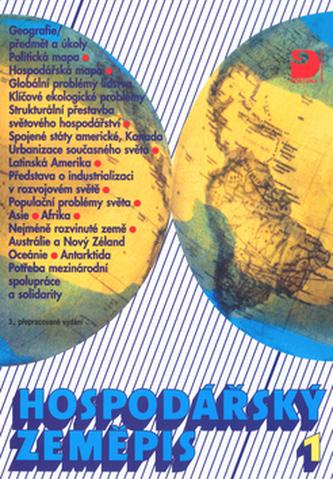 Hospodářský zeměpis 1 pro obchodní akademie a ostatní střední školy - Náhled učebnice