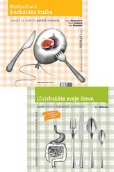 Zachráňte svoje črevo Protiprdkavá kuchárska kniha