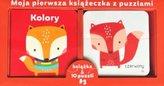 Książka & 10 puzzli kolory