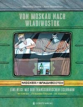 Von Moskau nach Wladiwostok