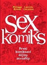 Sexkomiks: První komiksové dějiny sexuality