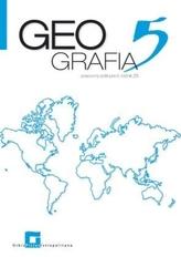 Geografia pre 5. ročník ZŠ - pracovný zošit
