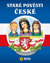 Staré pověsti české - převyprávěné pro snadné čtení