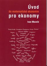 Úvod do matematické ekonomie pro ekonom