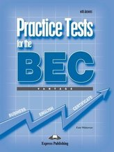 Practice Tests for the BEC Vantage SB with Answers