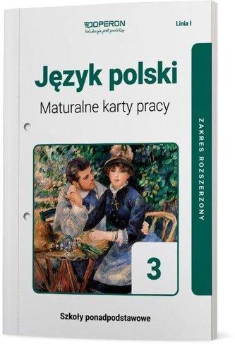 J. polski LO 3 Maturalne karty pracy ZR Linia I